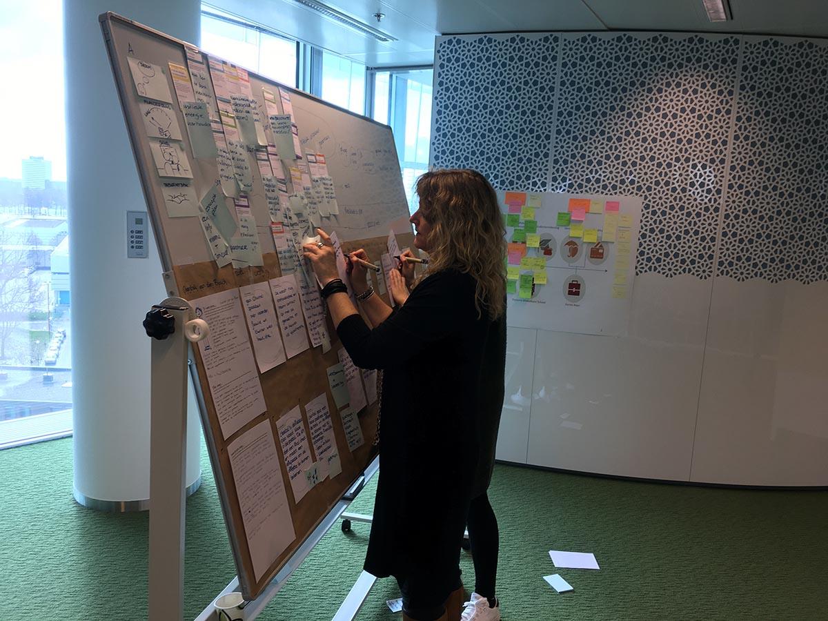 Workshop Customer Journey - Rabobank VBF 2.0