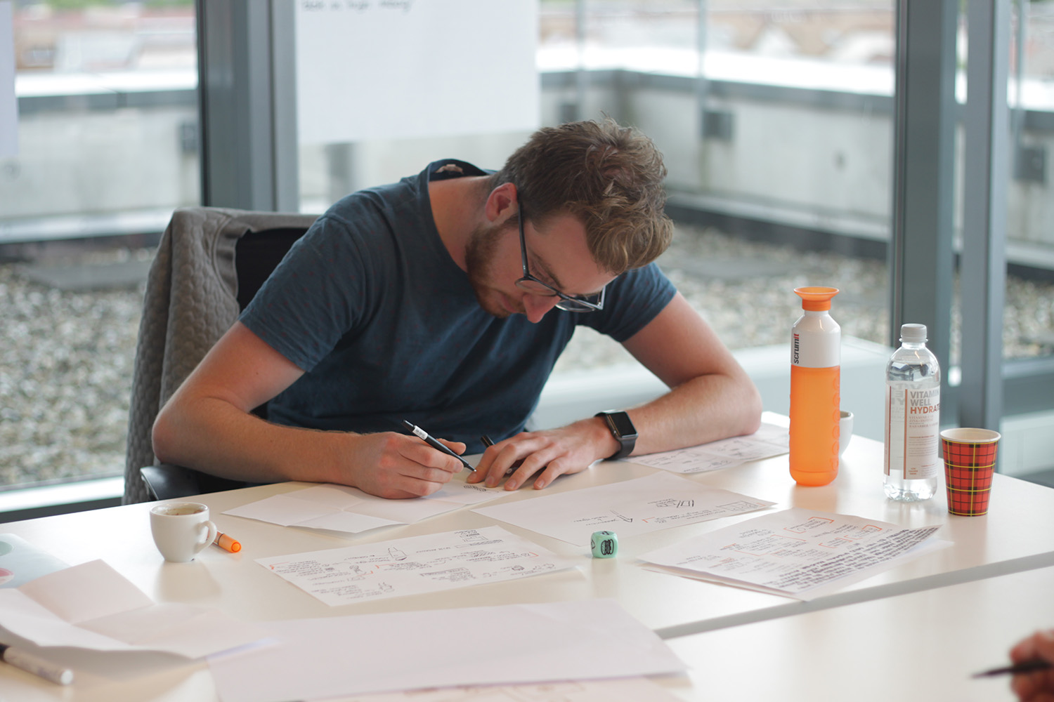 Sketching Design Sprint Quion